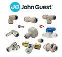 Reverse Osmosis Fittings and Valves