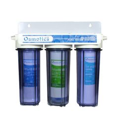 3 Stage Heavy Metal Removal Filter System and Dechlorinator
