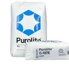 1 Litre Purolite C107E Heavy Metal Removal Resin
