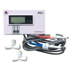 HM Digital Commercial Inline Dual TDS Monitor DM-2