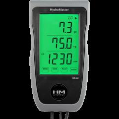 HM Digital HM-500: Continuous pH/EC/TDS/Temp Monitor
