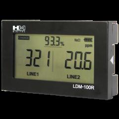 HM Digital LDM-100R: Commercial Grade EC/TDS % Rejection Monitor