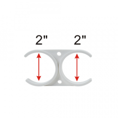 Housing to Housing Clip 2.0 Inch to 2.0 Inch
