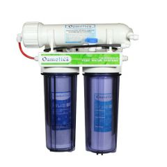 3 Stage 100 Gallon Per Day Reverse Osmosis System