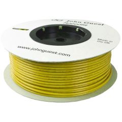 John Guest Yellow Reverse Osmosis Tubing 1/4 Inch- Per Metre