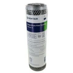 Pentek FloPlus-10 Carbon Filter 0.5 Micron Carbon Block Cartridge Cyst Removal