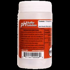 HM Digital pH Buffer powder solution variety pack