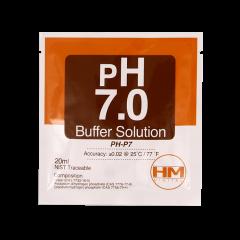 HM Digital pH 7.0 calibration solution single