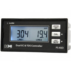 HM Digital PSC-60D: Dual Display