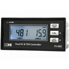 HM Digital PSC-64D: Dual Display