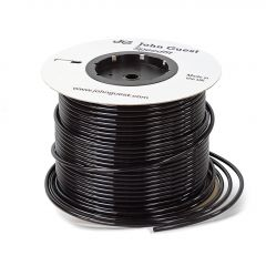 John Guest Black Reverse Osmosis Tubing 3/8 Inch - Per Metre